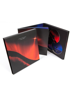 Anathema Distant Satellites Deluxe Book