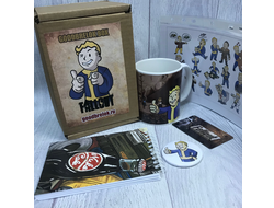 Боксы Fallout, Фоллаут