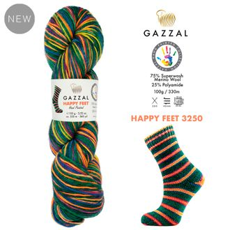 Gazzal Happy Feet 3250