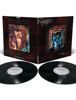 Control Denied - The Fragile Art Of Existence 2-LP