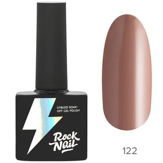 Гель-лак RockNail Basic 122 Milk Chocolate 10 мл