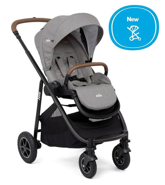 Joie versatrax Прогулочная коляска для детей с рождения до 22 кг