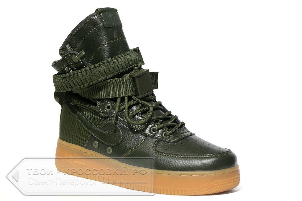 d9bc5bb7 Купить кроссовки Nike Special Field Air Force 1 Green мужские арт. N363