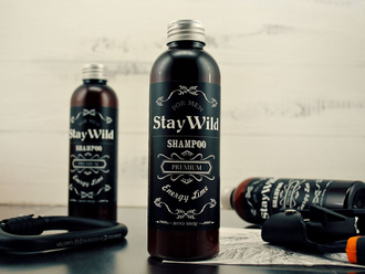 Шампунь Stay Wild Energy Lime спб