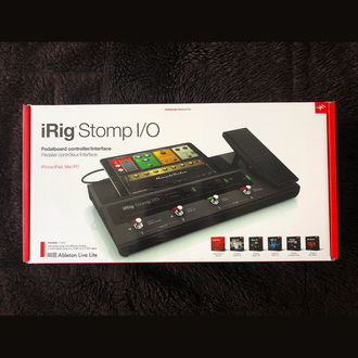 iRig Stomp I/O Box Купить