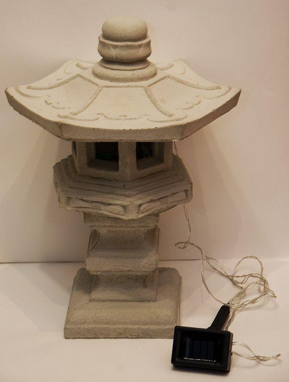 Купить японский фонарь из бетона добавки в бетон в москве
