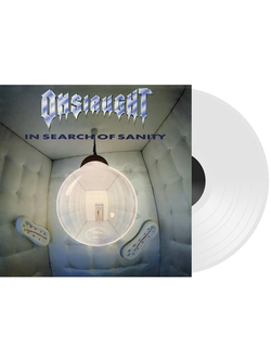 Onslaught - In Search Of Sanity 2LP clear