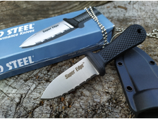 Нож на шею Cold Steel Super Edge 42SS