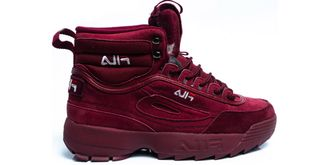 FILA DISRUPTOR 2 HIGH BORDO с мехом