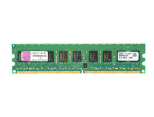 Модуль памяти DDR2 Kingston 2GB PC-6400 800MHz ECC CL6 (KVR800D2E6/2G)