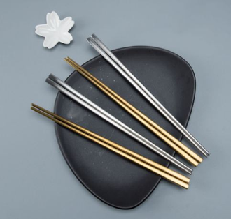 Палочки для еды Xiaomi Maison Maxx pure colour stainless steel chopsticks