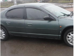 Dodge Stratus sedan 1994-2000/Chrysler Stratus sedan 1995-2000 дефлекторы окон, к-т