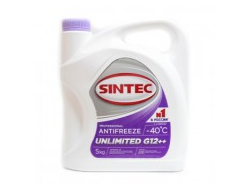 Антифриз SINTEC UNLIMITED фиолетовый 5кг