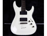 Schecter Hellraiser C-1 Gloss White  Like NEW