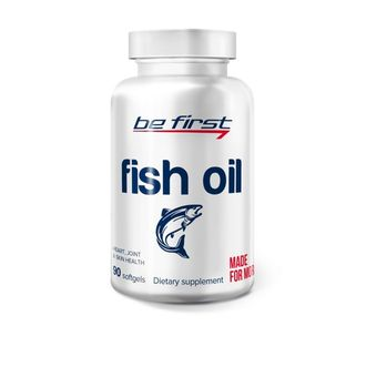 Be First Fish Oil 90 капс