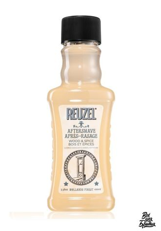 Лосьон после бритья Reuzel Wood & Spice Aftershave, 100 мл