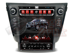 "Автомагнитола MegaZvuk T3-12106 Nissan X-Trail (T32) (2015+) на Android 6.0.1 Quad-Core (4 ядра) 12.1"" Tesla Style"