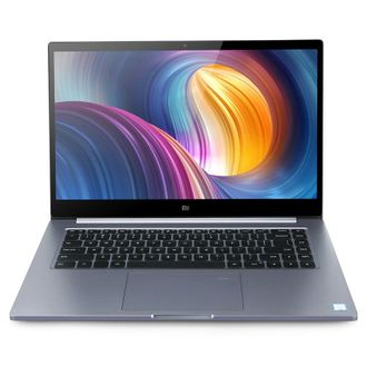 "Ноутбук Xiaomi Mi Notebook Pro 15.6 2019 (Intel Core i7 8550U 1800 MHz/15.6""/1920x1080/16Gb/512Gb SSD/DVD нет/NVIDIA GeForce MX250/Wi-Fi/Bluetooth/Windows 10 Home) Серый"