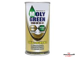 MOLY Green Ultra COAT(тефлон) 300 мл.