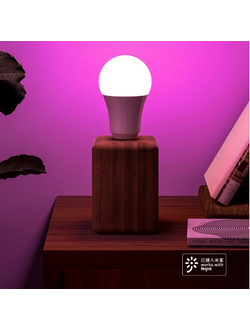 Лампа умная Xiaomi inncap LED Bulb  (color version) Mi Home APP