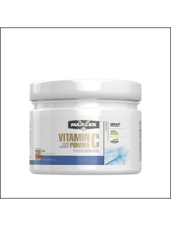 Maxler vitamin c powder 200g