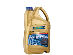 RAVENOL ATF 5/4 HP FLUID 4Л