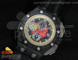 Royal Oak Offshore  Grand Prix Carbon Finish