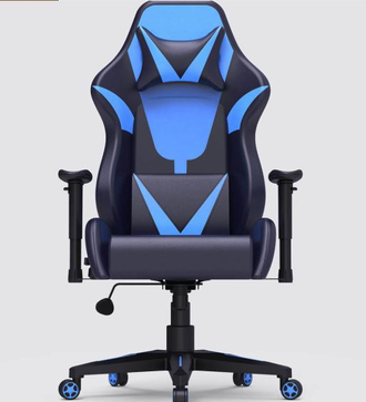Компьютерное кресло Xiaomi AutoFull Proud style custom electric gaming chair жёлтое