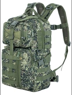 Тактический рюкзак Tactica 7.62 Recon Цифровая флора (Digital flora)