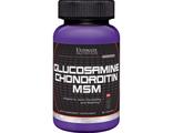 Glucosamine & Chondroitin + MSM Ultimate Nutrition 90 caps