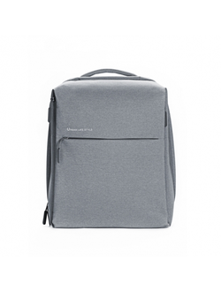 Рюкзак Xiaomi minimalist Urban Backpack серый
