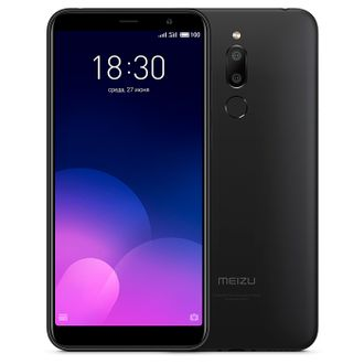 Meizu m6T 3/32gb black EU