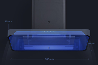 Умная вытяжка Xiaomi Mijia Smart Smoke Suction Machine (CXW-260-MJ01)