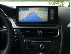 "Автомагнитола MegaZvuk ADQ-8888 AUDI A5 I (2007 - 2011) на Android 6.0.1 Quad-Core (4 ядра) 10"" Full Touch"