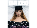 DAZED & CONFUSED Magazine Winter 2019 Lila Moss Cover Иностранные журналы Photo Fashion, Intpress