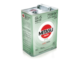 MJ-411. MITASU GEAR OIL GL-5 75W-90 LSD 100% Synthetic
