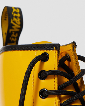 Ботинки Dr. Martens 1460 POP YELLOW