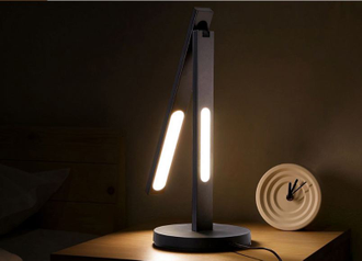 Лампа настольная Xiaomi Philips Wisdom Table Lamp Gold Edition black