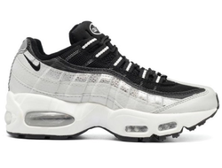 Nike Air Max 95 Black Grey White (42-45) Арт. 008MF