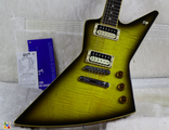 Gibson Explorer Pro Limited Edition 2007 AA-Top Vintage Sunburst