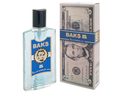 Baks 5 eau de toilette for men