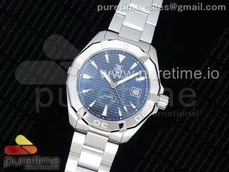Aquaracer Calibre 5 SS 40.5mm 300м Blue