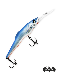 BAT NERVE BT051 (12m) 190mm 79g floating цвет: B006
