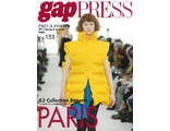 GAP Press Pret-A-Porter Magazine Vol. 133 Spring-Summer 2017 Paris ИНОСТРАННЫЕ ЖУРНАЛЫ ,INTPRESSSHOP