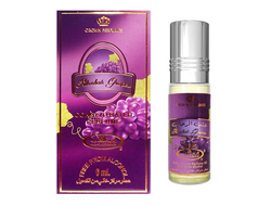 Al-Rehab Concentrated Perfume GRAPES (Масляные арабские духи ВИНОГРАД Аль-Рехаб), 6 мл.