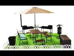 Садовая мебель, парковая мебель