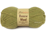 Fibranatura Renew Wool 105 фисташка