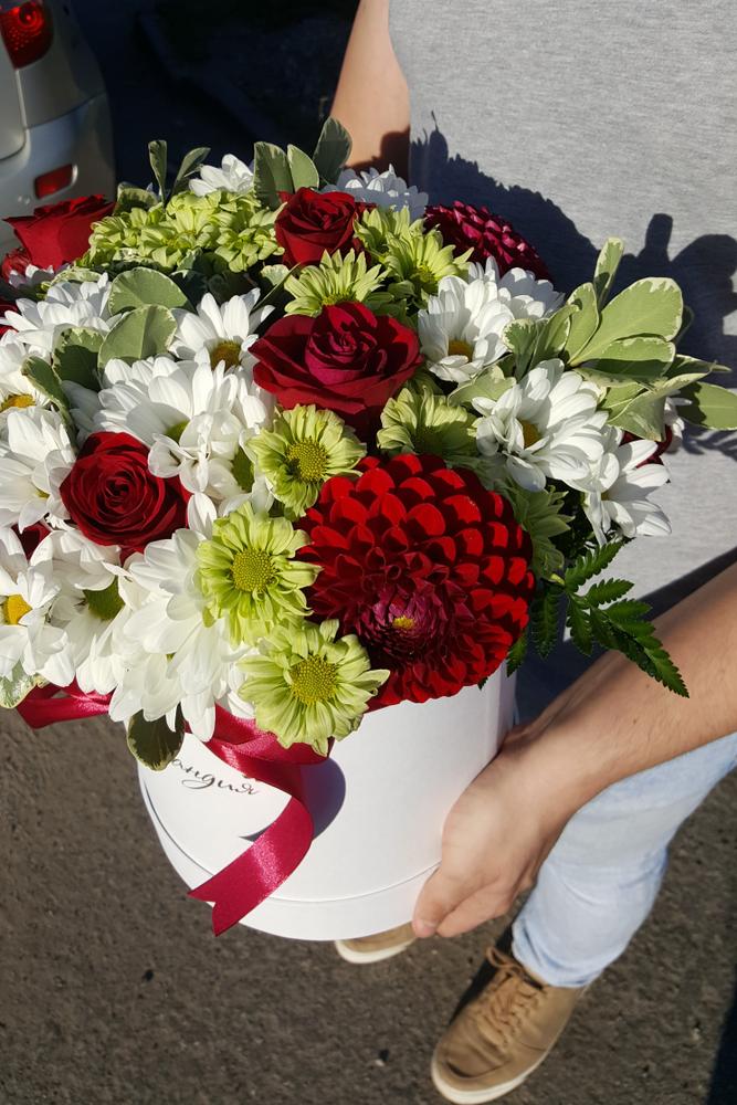 Цветы в ульяновске доставка новый город — 1