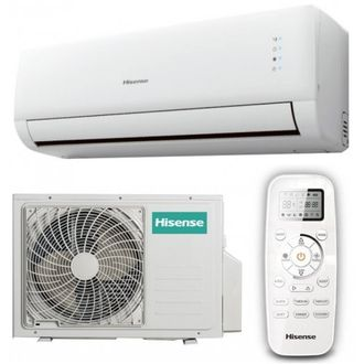 Настенная сплит-система Hisense AS-09HR4SVNNK4G/AS-09HR4SVNNK4W (CLASSIC А)