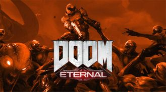 DOOM Eternal (New)[PS4, русская версия]